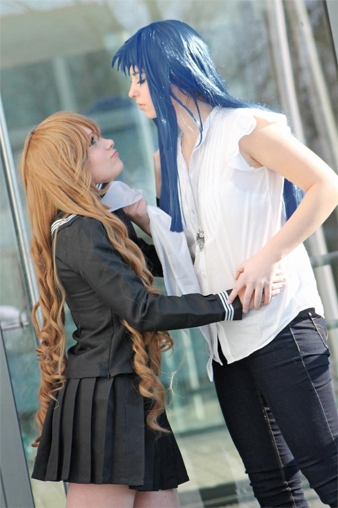 Odango(Kashi) Taiga Aisaka Cosplay Photo