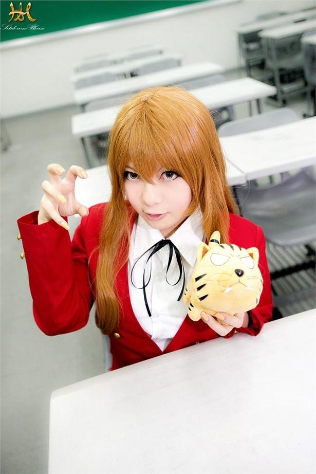 cat13(貓貓) Taiga Aisaka Cosplay Photo