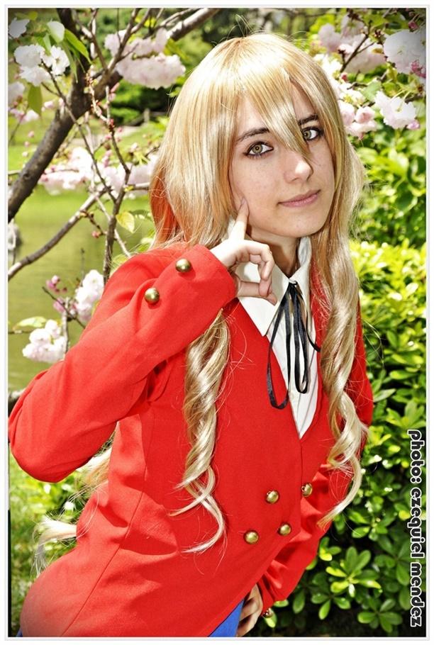Carolina Miranda(Mir-chan) Taiga Aisaka Cosplay Photo