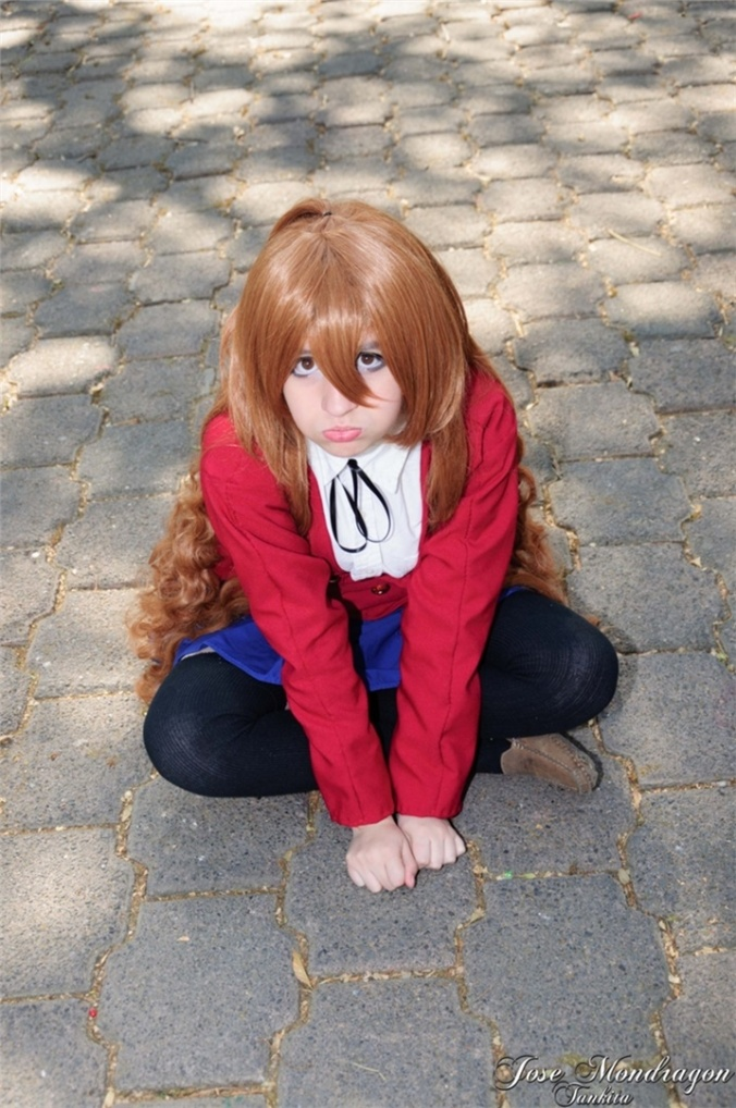San Chan(San Chan) Taiga Aisaka Cosplay Photo