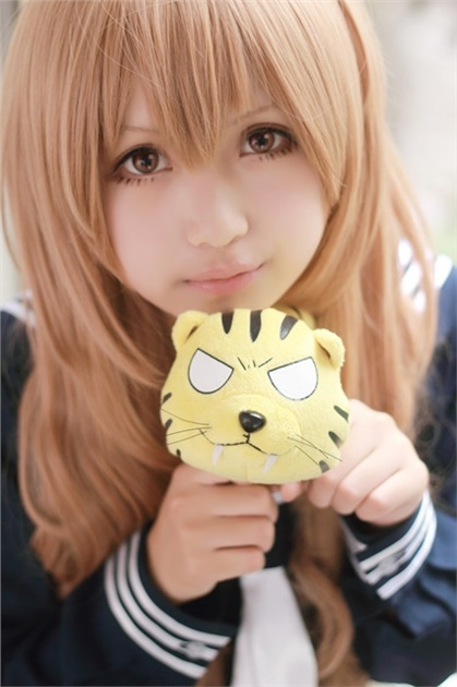 hiroko(阿寻) Taiga Aisaka Cosplay Photo