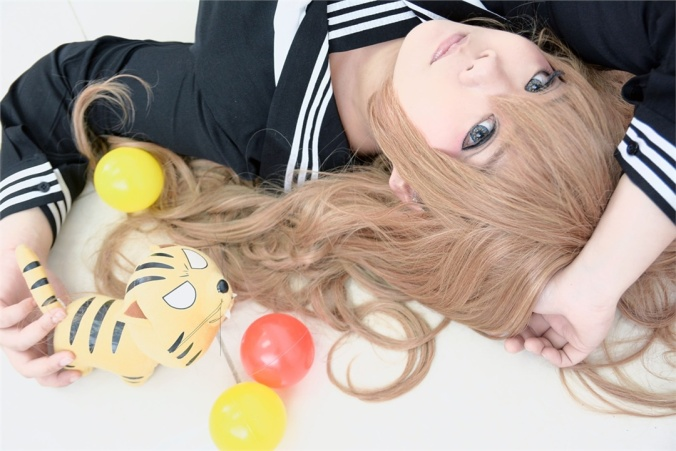 Wen(溫) Taiga Aisaka Cosplay Photo
