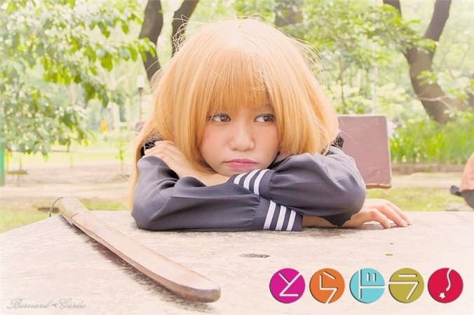 Rain(Nana) Taiga Aisaka Cosplay Photo