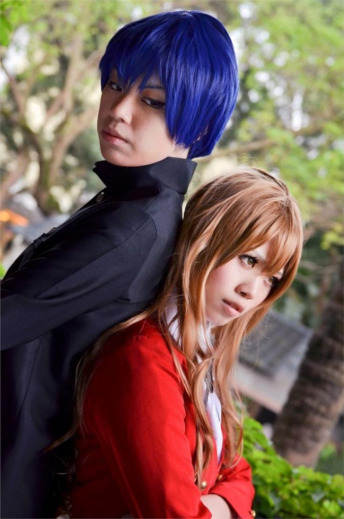 RRRed(小野紅) Taiga Aisaka Cosplay Photo