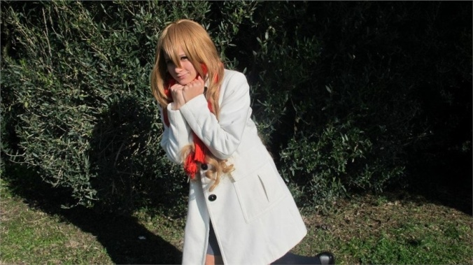 Eleonora Segneri(Mele14) Taiga Aisaka Cosplay Photo
