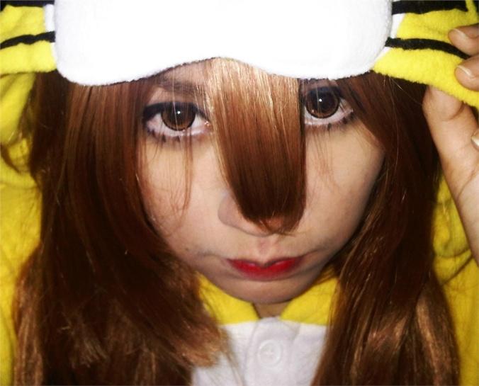 Sheyla(SheyTo) Taiga Aisaka Cosplay Photo