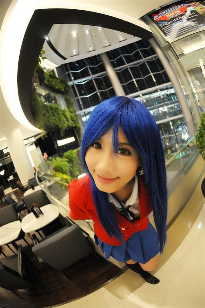 Pingponghime(Pingpong) Ami Kawashima Cosplay Photo