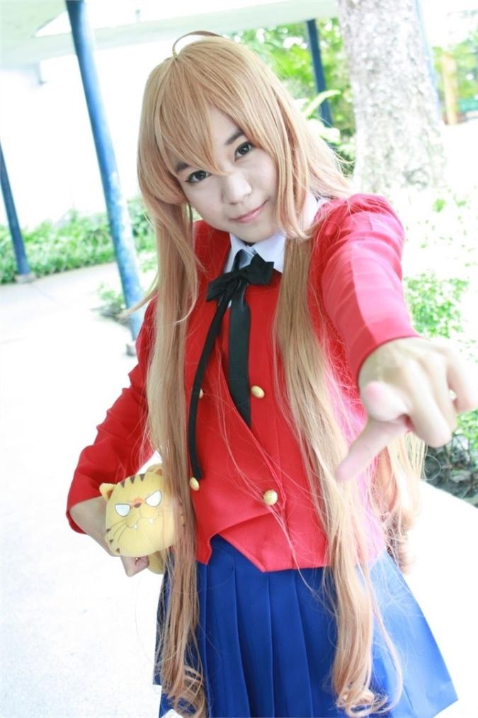 YokkuNyan Taiga Aisaka Cosplay Photo