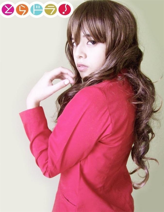 AliceShia(Shia Naoyuki) Taiga Aisaka Cosplay Photo