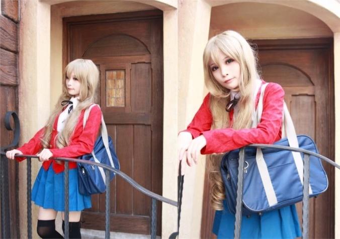 saya(艾爾斯) Taiga Aisaka Cosplay Photo