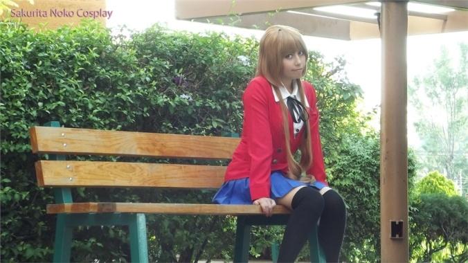 Sakurita Naoko(Sakurita Cosplay) Taiga Aisaka Cosplay Photo