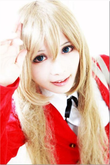 saya(艾爾斯) Taiga Aisaka Cosplay Photo