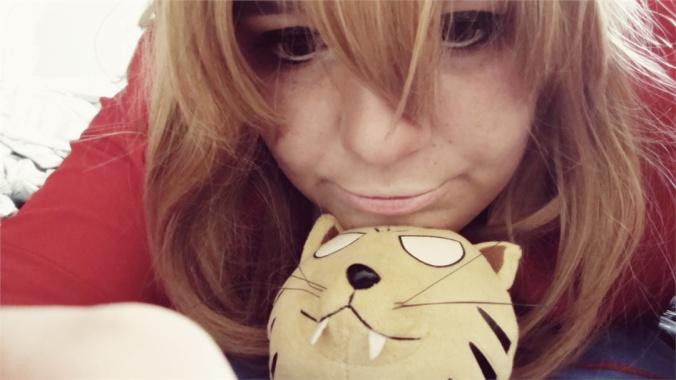 Amiya Kurai(Amiya) Taiga Aisaka Cosplay Photo