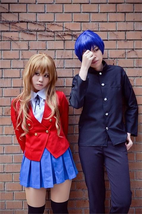 Seiame(聖天) Ryuji Takasu Cosplay Photo