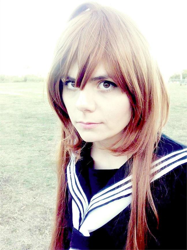 Taiga Aisaka-Black Uniform - Taiga Shana Hirasawa Taiga Aisaka Cosplay Photo