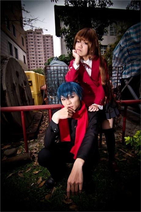 duanduan(端端) Taiga Aisaka Cosplay Photo