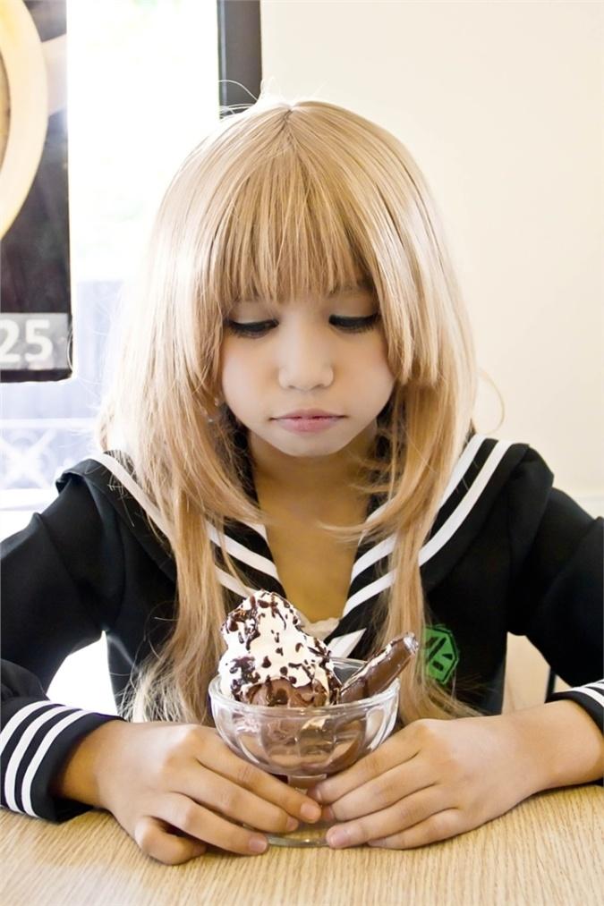 Nana(Nana Aoi) Taiga Aisaka Cosplay Photo