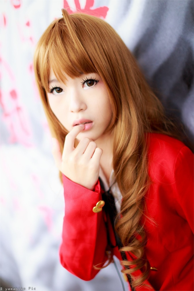 Setsuna(Set) Taiga Aisaka Cosplay Photo