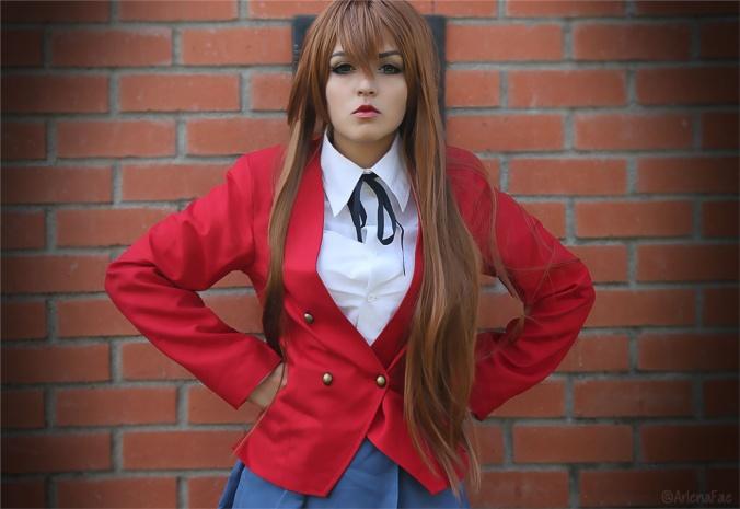 Arlena Fae Taiga Aisaka Cosplay Photo
