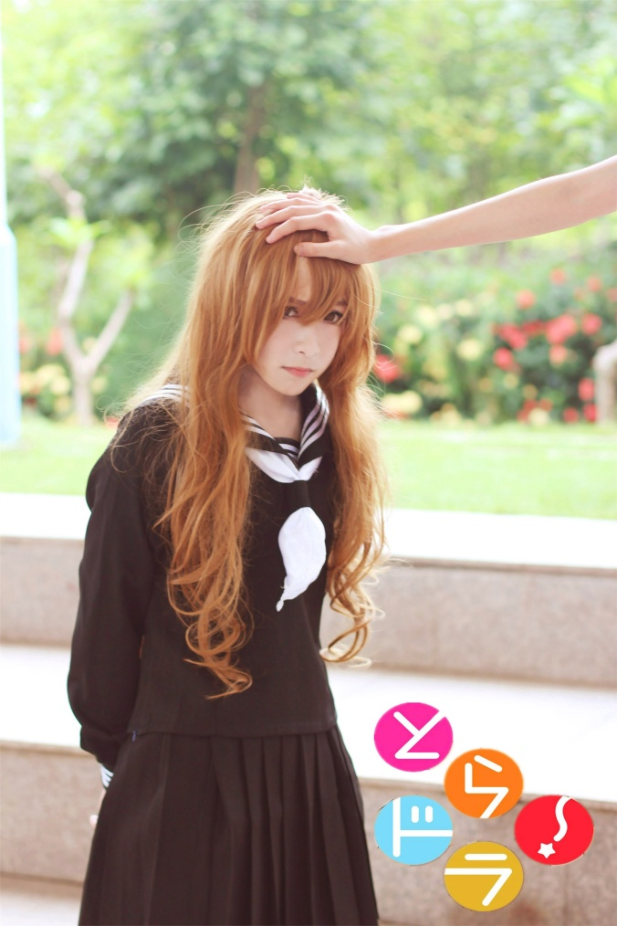 TIGER×DRAGON! - Kally(Kally) Taiga Aisaka Cosplay Photo