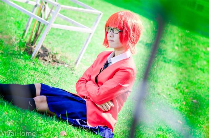 #MiraiHome #Minori #Toradora - Iyama kun Minori Kushieda Cosplay Photo