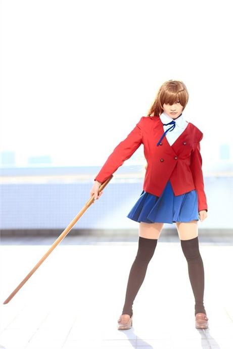 とらドラ 逢坂大河 - myme(まいみー) Taiga Aisaka Cosplay Photo