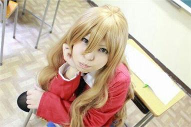 Rei Koya(紅弥 羚) Taiga Aisaka Cosplay Photo