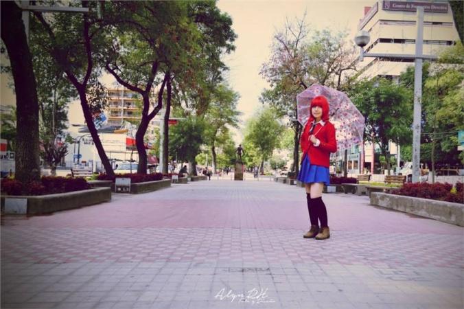 Kikuro Sayuri(Kimberly) Minori Kushieda Cosplay Photo