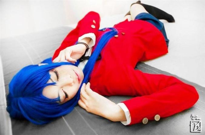 Ami Kawashima - Anne(Sachino) Ami Kawashima Cosplay Photo