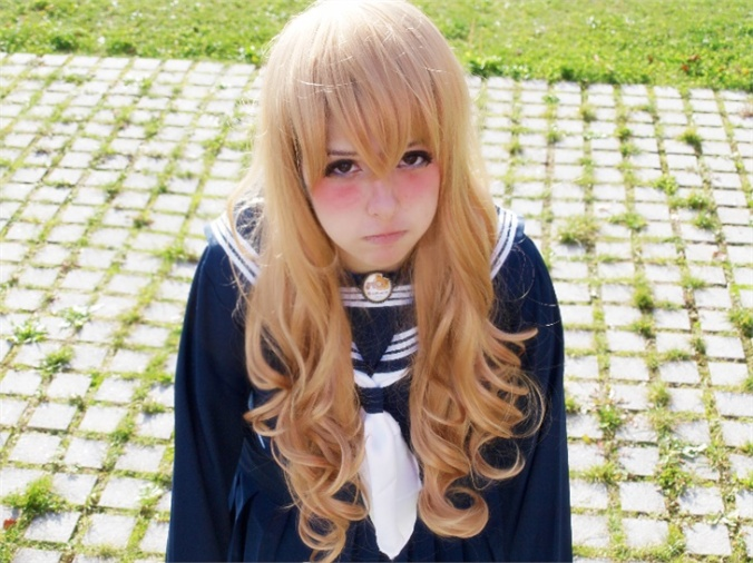 Aisaka Taiga - Reicchan Taiga Aisaka Cosplay Photo