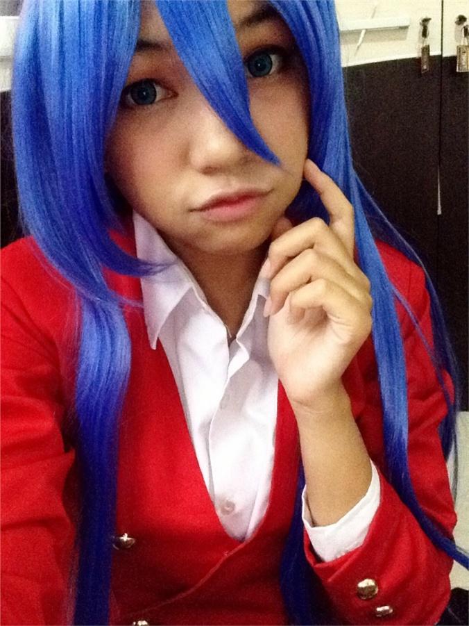 Ami kawashima - Toradora - Niluh saraswati dewi(Niluh_itachi) Ami Kawashima Cosplay Photo