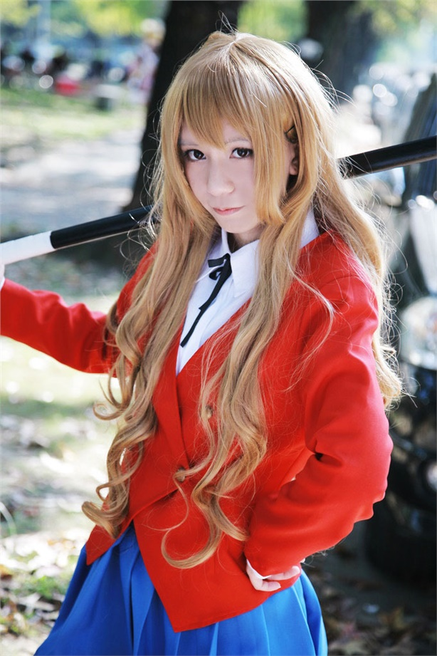 tomo(托姆) Taiga Aisaka Cosplay Photo