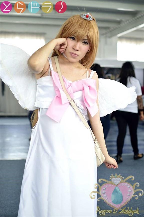 Taiga Aisaka Angel Toradora - Kanon D Zoldyck(Kanon D Zoldyck) Taiga Aisaka Cosplay Photo