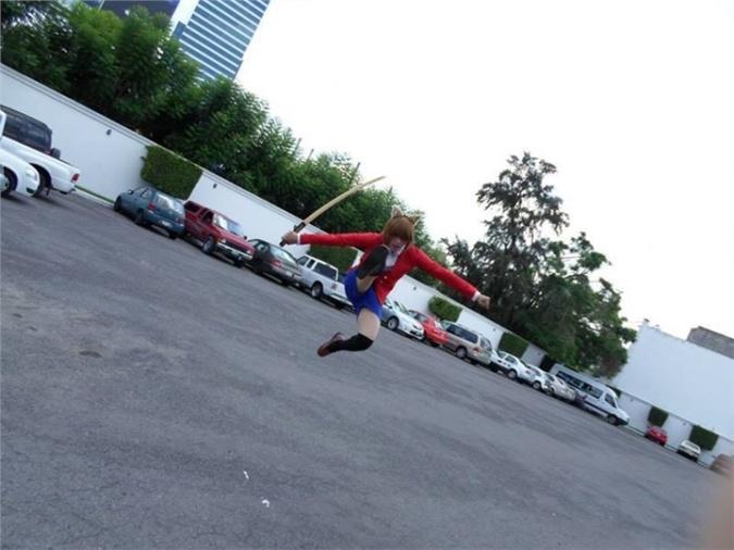 taiga aisaka (gender) - sasuke scarlet(sasuke cosplay) Taiga Aisaka Cosplay Photo