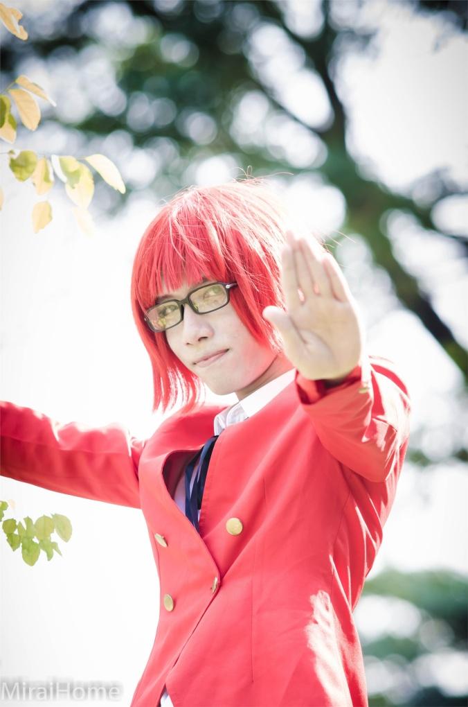 I'm Minori'n - Iyama kun Minori Kushieda Cosplay Photo