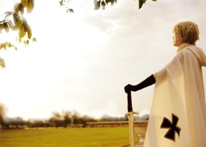 tiramishi(Mishi) Prussia Cosplay Photo