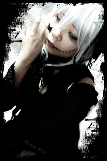soubi(薔薇) Halloween Costume Cosplay Photo