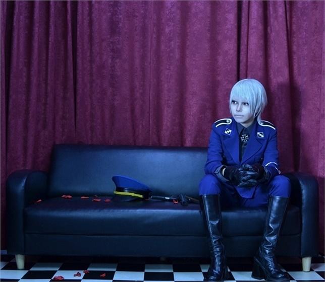 Yuzaki(結崎) Prussia Cosplay Photo