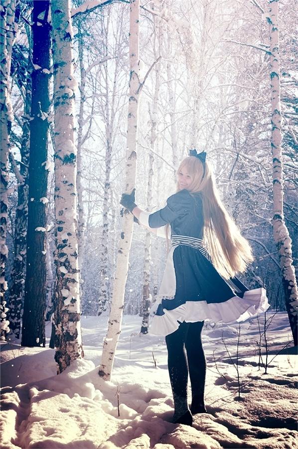 Samedi Grimm(sam_grimm) Belarus Cosplay Photo