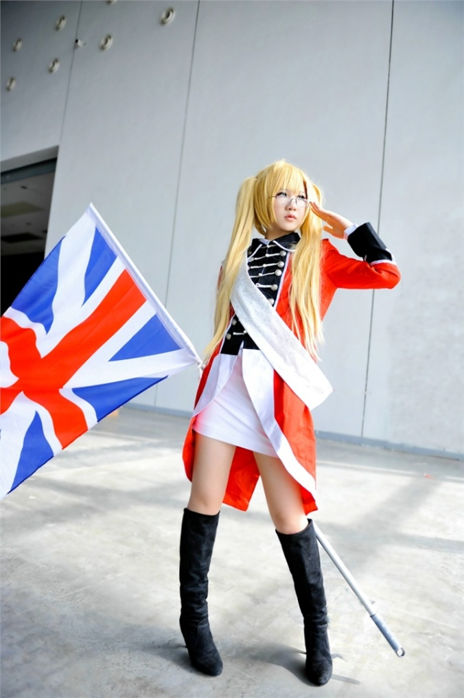 Smile Hana(山茶花_笑笑) United Kingdom Cosplay Photo