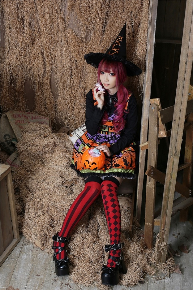 RAN(RAN★) Lolita Cosplay Photo