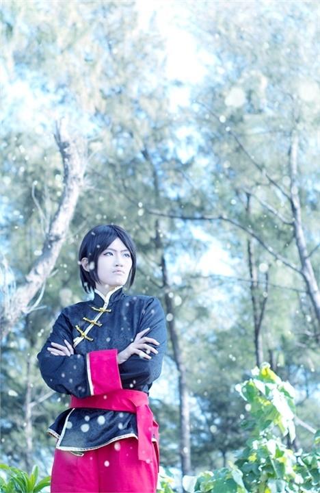 kid13784(黑鷲) Hong Kong Cosplay Photo