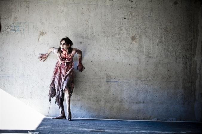 Asmodee(Asmodée) Zombie Cosplay Photo