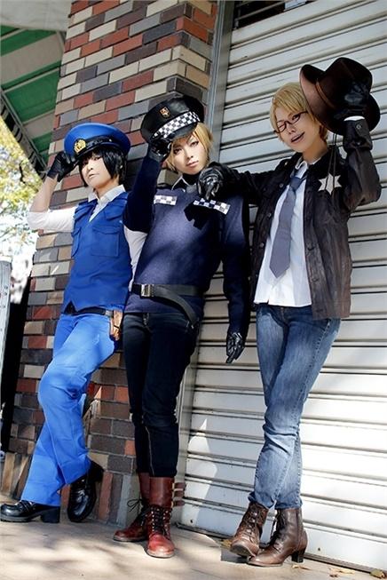 pisuke(P助。) Japan Cosplay Photo
