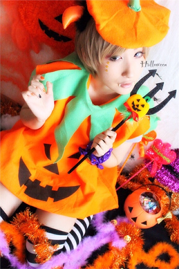 yuppe(ゆったろ) Halloween Costume Cosplay Photo