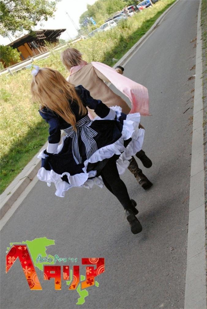 SuperMinaco(Minaya) Belarus Cosplay Photo