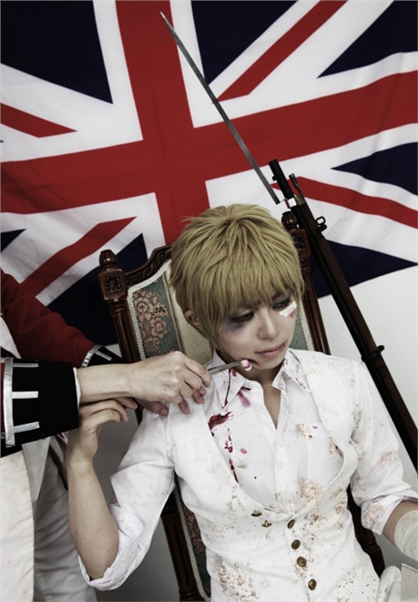 yamiironeko(yamiironeko) United Kingdom Cosplay Photo