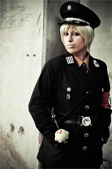 Dana Prussia Cosplay Photo