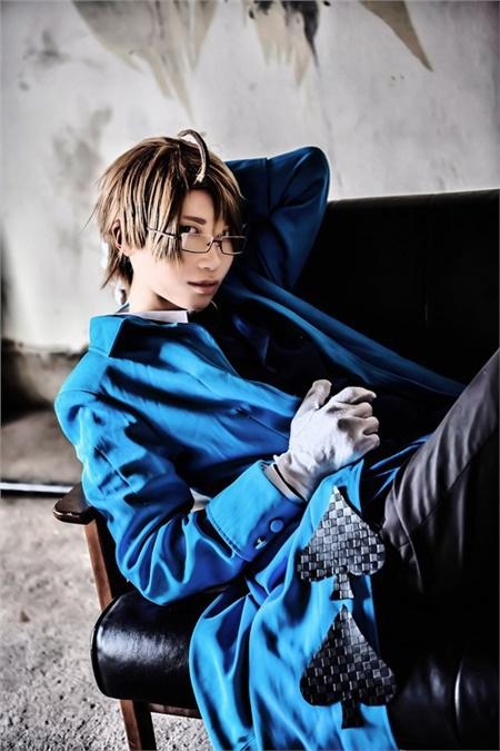 KING - kagechi(かげち:D) America Cosplay Photo