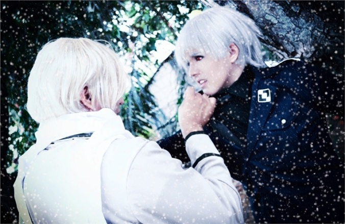 Chocomorphox Prussia Cosplay Photo